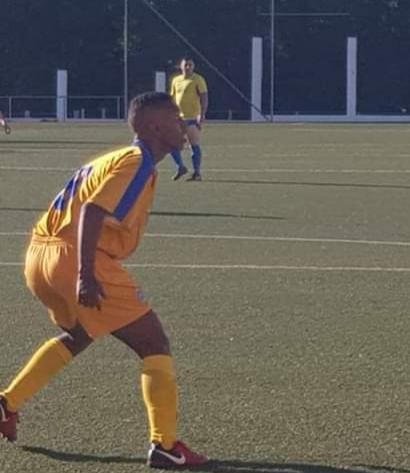 Wondo convocado con la selección sub15