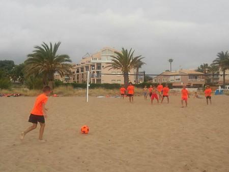 """VII Campus de futbol """"Ciudad de Dénia"""" 2017"""