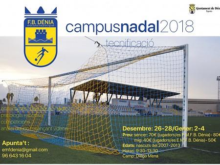 Campus de Nadal 2018