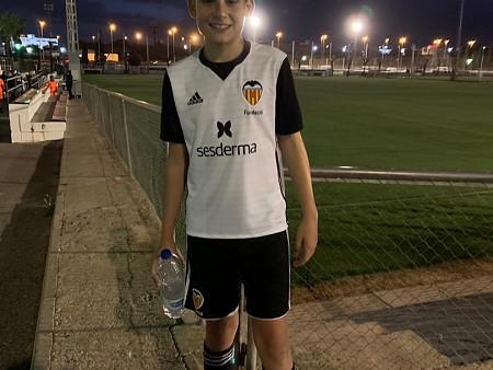 2 jugadores alevines de la EM FB DÉNIA convocados por el Valencia CF