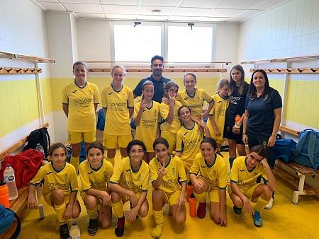 El Dénia femení es va emportar els tres punts d'Orihuela.